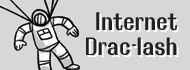 Internet Drac-lash button